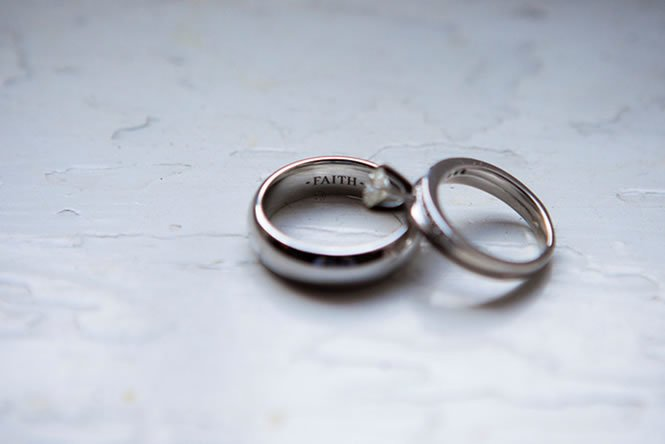 Wedding bands are symbol of love, commitment, compromise, respect and more.