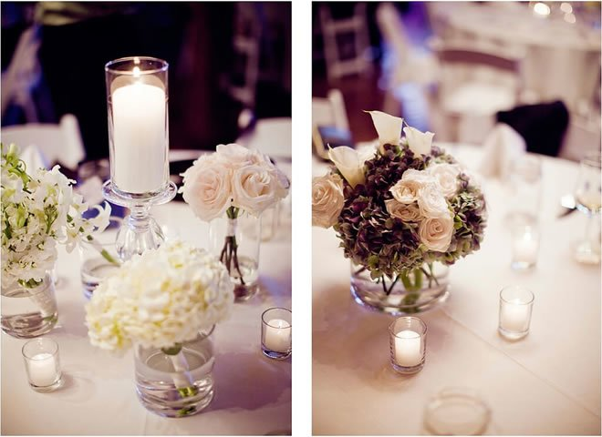 Try something different with alternative colored table cloths