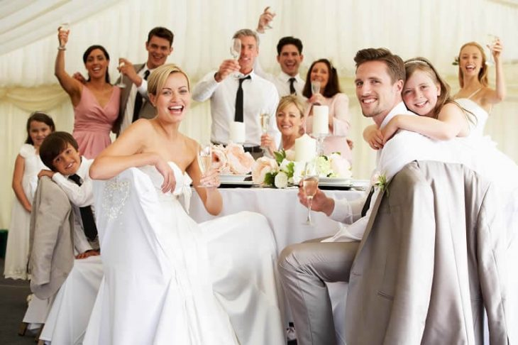 How to go about choosing a wedding caterer.
