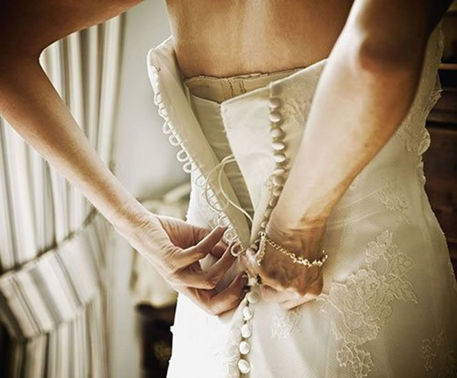 Getting married is stressful enough as it is, and it can get even more stressful if you're got a particular body issue that's been wearing on your mind.