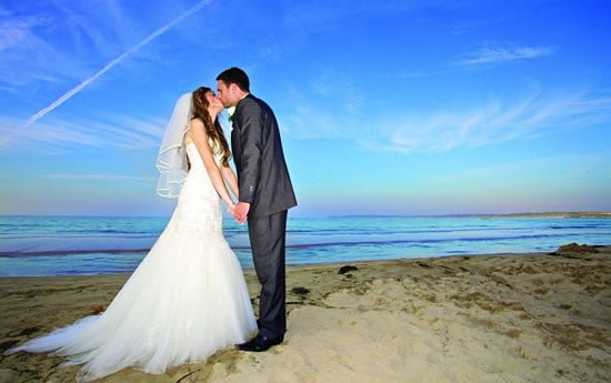 Many couples utilize their own creativity and the skills of others in the run-up to their wedding day.