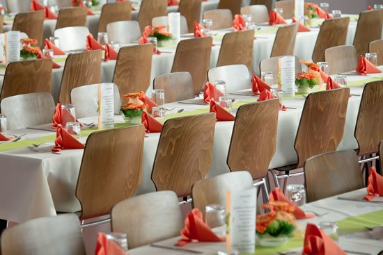 Generally, the decorations at your wedding should be chosen wisely with several useful guidelines in mind.