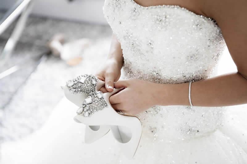 Elegant Wedding with Modern Details