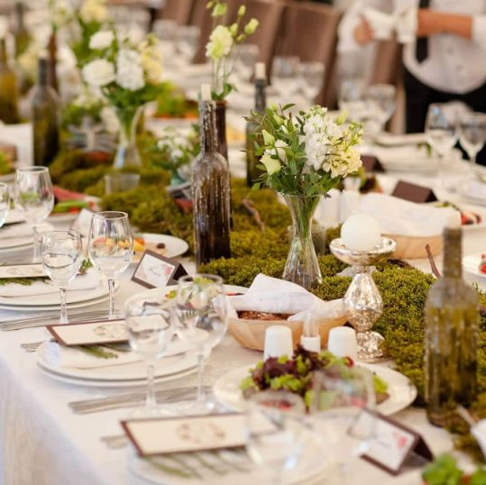 Wedding Catering Key to a Successful Reception