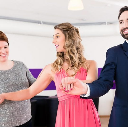 Learn to Dance on Wedding Ceremonies