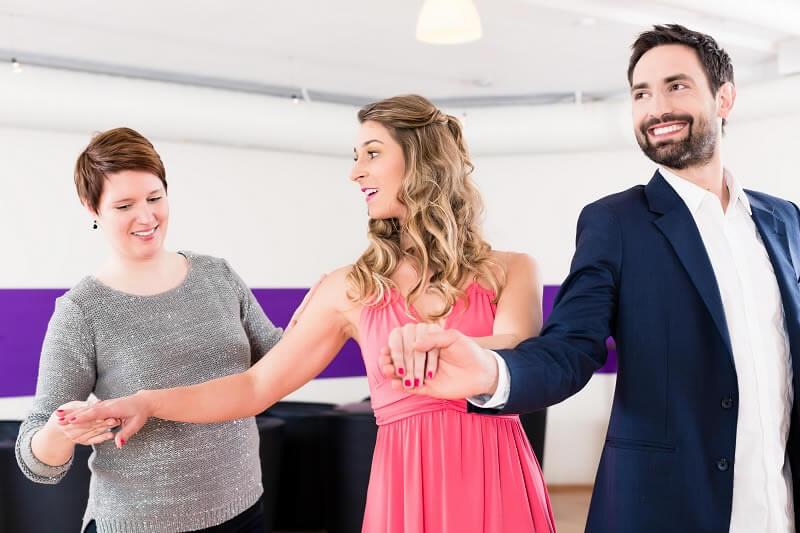 Learn to Dance on Wedding Ceremonies
