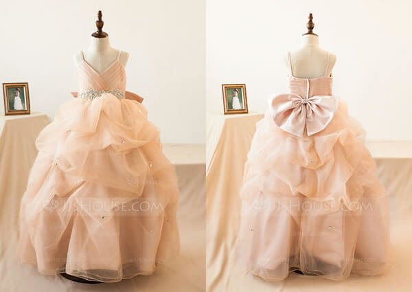 5 Adorable Flower Girl Dress Ideas