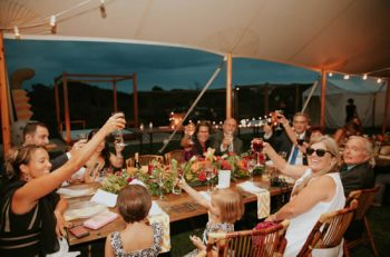 4 Wedding Reception Styles You Shouldn't Write Off