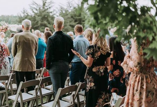 5 Ways to Efficiently Organize Guests at Your Wedding