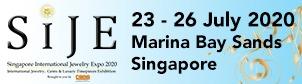Singapore International Jewelry Expo 2020