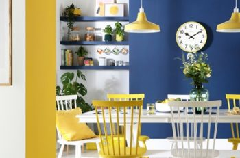 4 Yellow Home Decor Tips