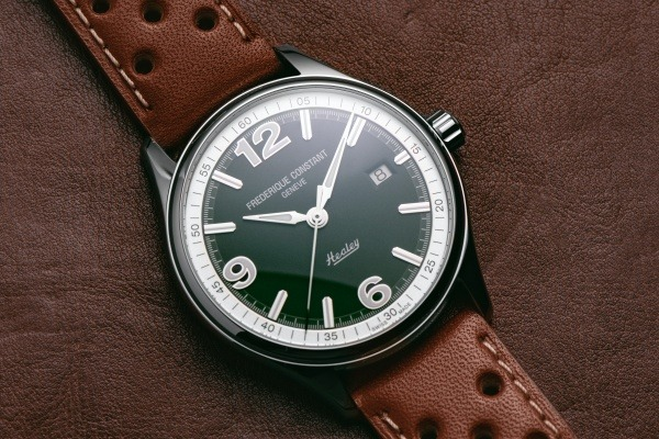 Frederique Constant gives its Vintage Rally Healey Automatic an Outing