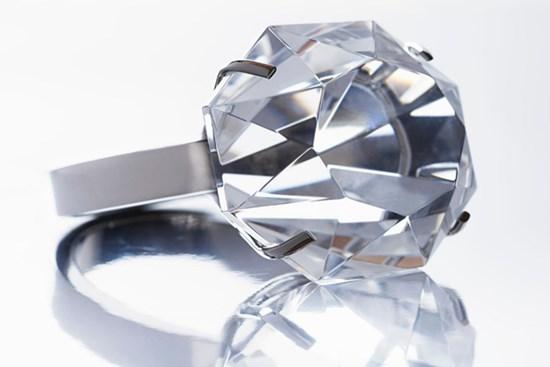 Diamond Forming