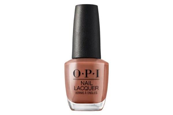 O.P.I Nail Lacquer - Chocolate Moose