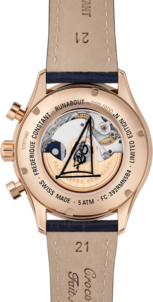 Runabout Chronograph Automatic FC-392RMN5B4