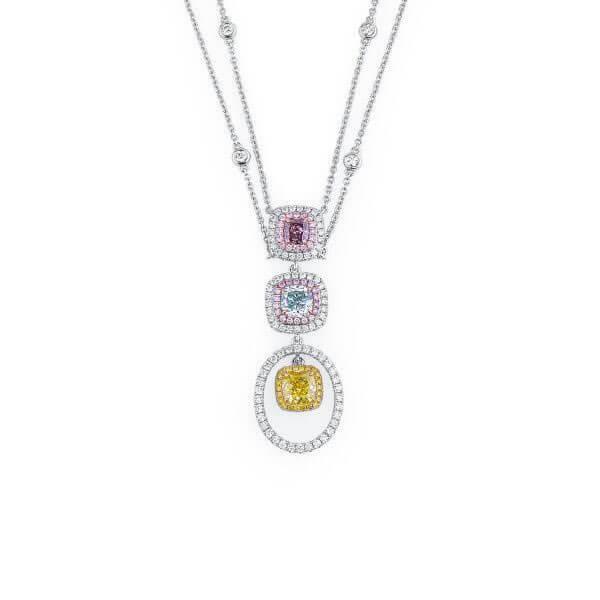 simple diamond bracelet and diamond studs
